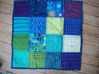 Scrappy Swap Miniquilt