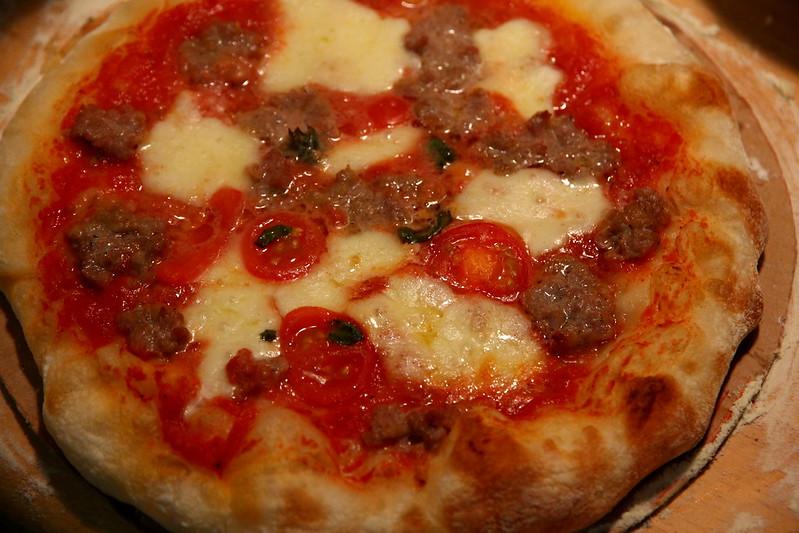 3rd Pizza Napoletana