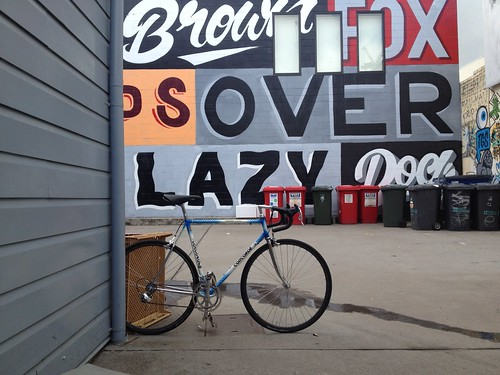 Concorde Squadra SLX road bike