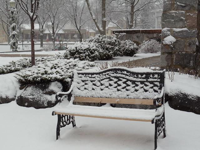 December, 2012 Snow