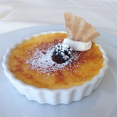 sweet potato pie(0.0), produce(0.0), flan(0.0), baked goods(1.0), custard pie(1.0), food(1.0), dish(1.0), dessert(1.0), cuisine(1.0), mascarpone(1.0),