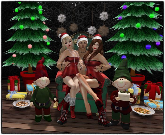 Ho ho ho ! 1-1