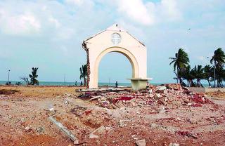 Tsunami relief