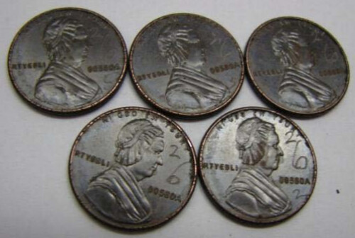 US Mint Nonsense coin wear test2