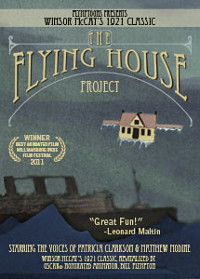 Flying House project