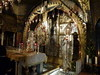 Shrine in the Church of the Holy Sepulchre