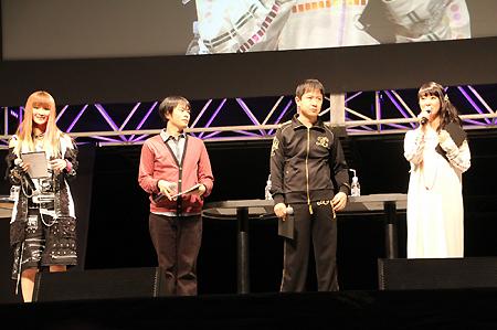 121224(3) - 劇場版《銀魂 第2彈》將在2013年夏天上映!漫畫家「空知英秋」尚未決定劇本先中諾羅病毒......