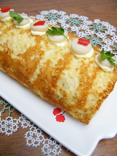 Savory Jelly Roll Cake from Argentina: The Pionono by katiemetz, on Flickr