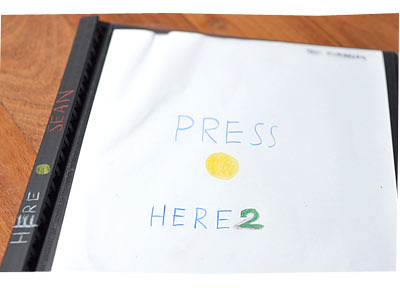 Press Here 2 by Sean