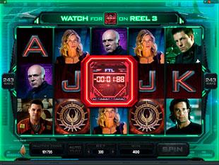 Battlestar Galactica Bonus Game