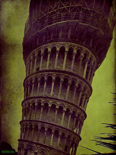 TORRE PENDENTE DI PISA by régisa