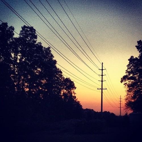 lines silhouette sunrise power knoxville knoxvilletn uploaded:by=flickstagram instagram:venue_name=farragut2ctennessee instagram:venue=7181977 igersknoxville instagram:photo=288186289394552498170002