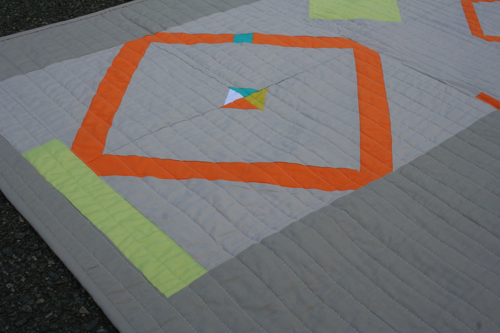 8319453779 1b8421ef20 b Neon Kites: A Finished Quilt