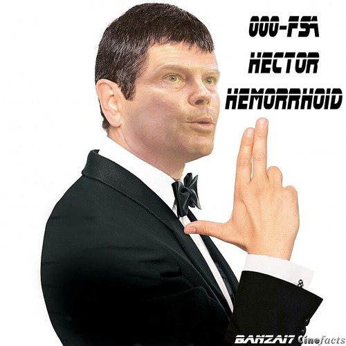 HECTOR HEMORRHOID by Colonel Flick/WilliamBanzai7