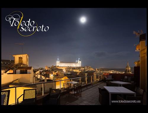"""Una terraza """"secreta"""": sobre el restaurante Adolfo en Toledo"""