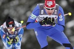 Skvělý Bauer se v Tour de ski dotáhl na osmou příčku