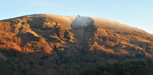 montagne automne pays basque pyrénées bidarray artzamendi