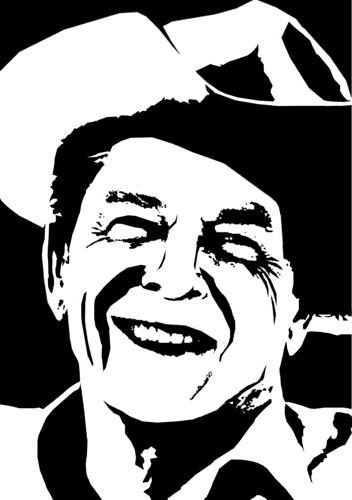 Reagan-creepy GIF