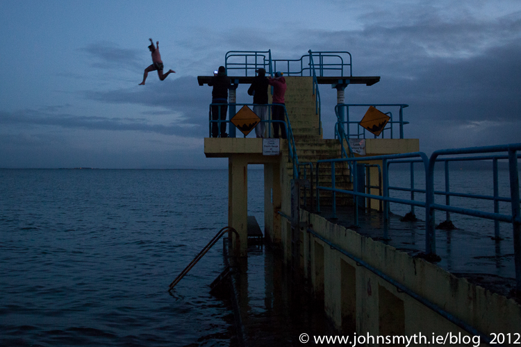 The last dive of 2012