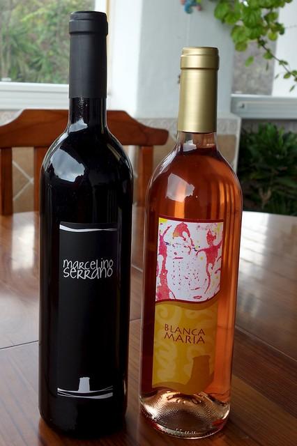Tinto & Rosado from Bodegas Marcelino Serrano