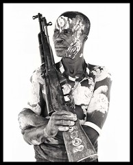 Karo Warrior / omo valley
