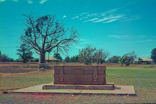 William Dampier Monument