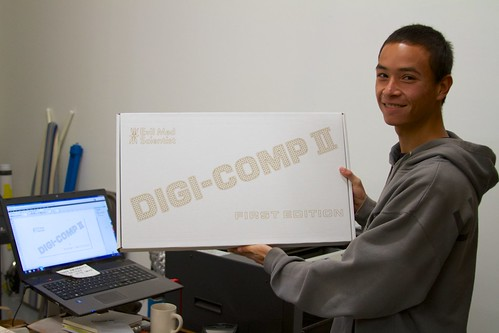 Making Digi-Comp II 1st Edition - 26
