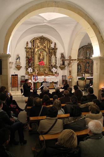 TROISIEMME ANCHE - SONIDOS DE INVIERNO - MÚSICA EN NAVIDAD V - 30.12.12