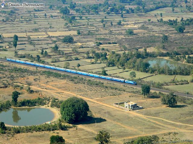 Itwari - Raipur Passenger