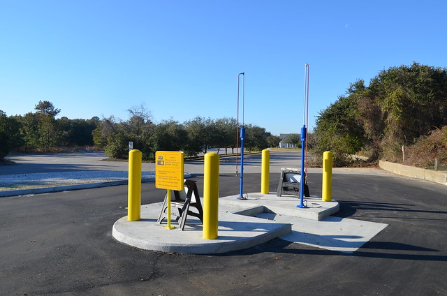 New dump station at First Landing State Park