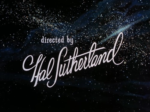 directed by Hal Sutherland by Nick Sherman