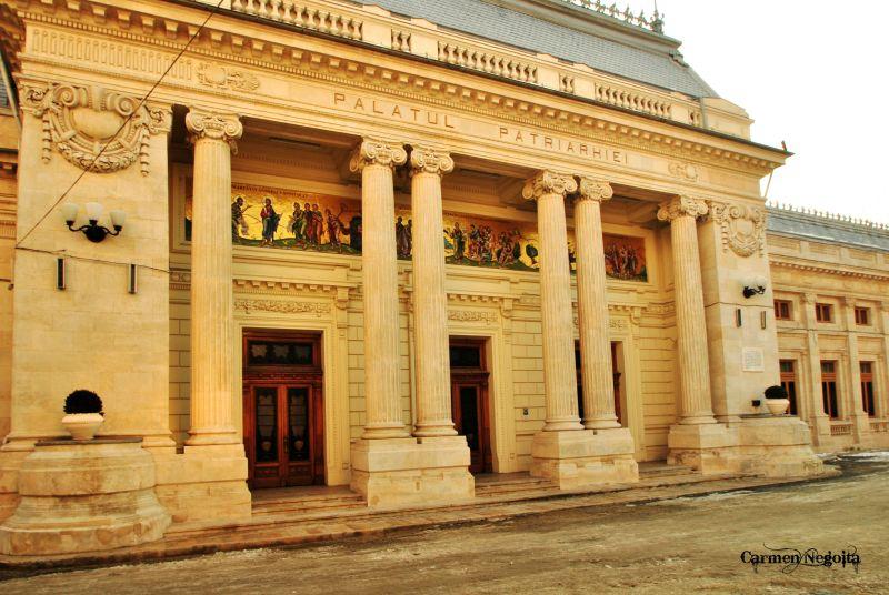 Bucuresti_Palatul Patriarhiei_11