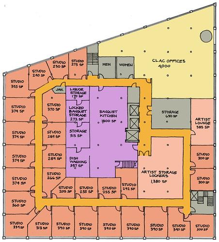 CLAC 4th floor 010509