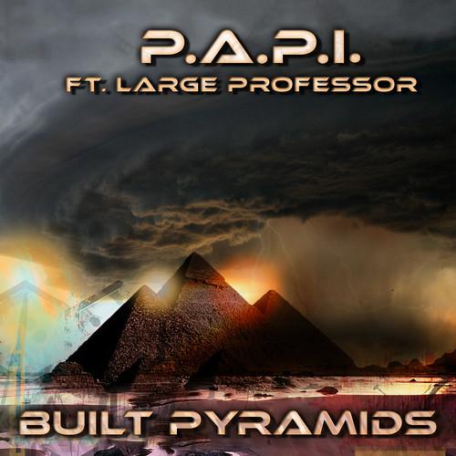 built-pyramids