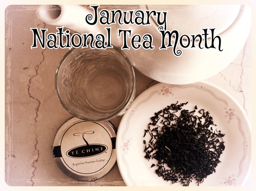 National Tea Month - Filtered