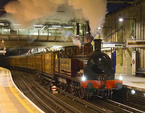 Metropolitan Locomotive No.1