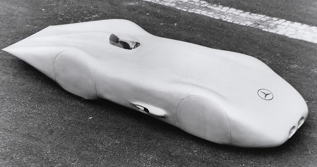 1938 MercedesBenz W125 Record