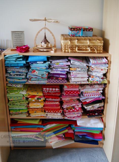 Tidy fabrics