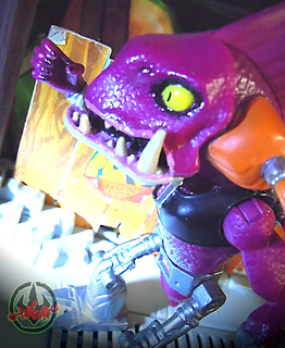 Nickelodeon  TEENAGE MUTANT NINJA TURTLES :: FISHFACE { tOkKUSTOM PROTOYPICAL fish-market WASH } ix (( 2012 ))