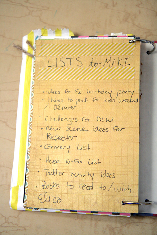 30 Days of Lists September 2012 | Day 30