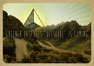 Greener Pastures Draft Postcard