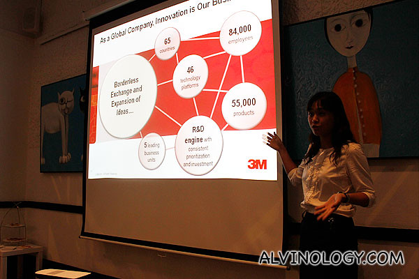 Introduction to 3M