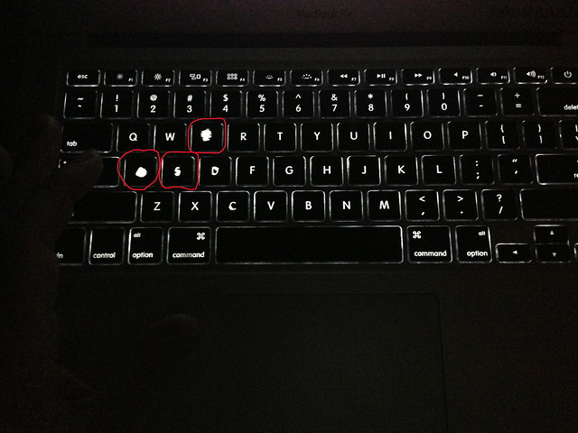 Keyboard Damage