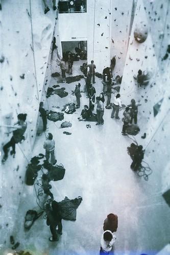 Climbers by enki22