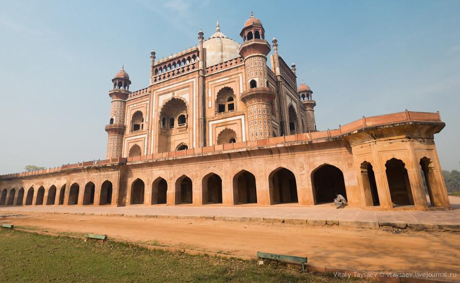 Safarjung's Tomb, Delhi