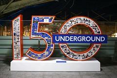 London Underground 150