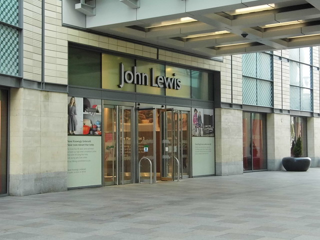 John Lewis Multi Storey Car Park Cardiff Postcode