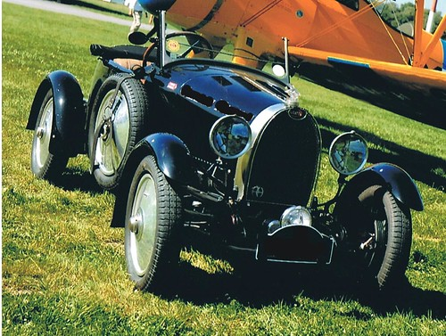 Bugatti Type 40 GS 1927 ( Be ) by vintage-revival