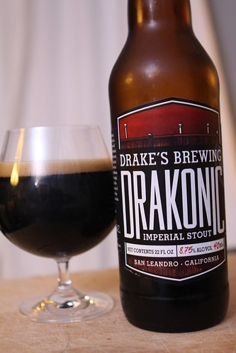 Drake's Brewing Drakonic Imperial Stout