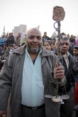 Social Justice depicted in Tahrir